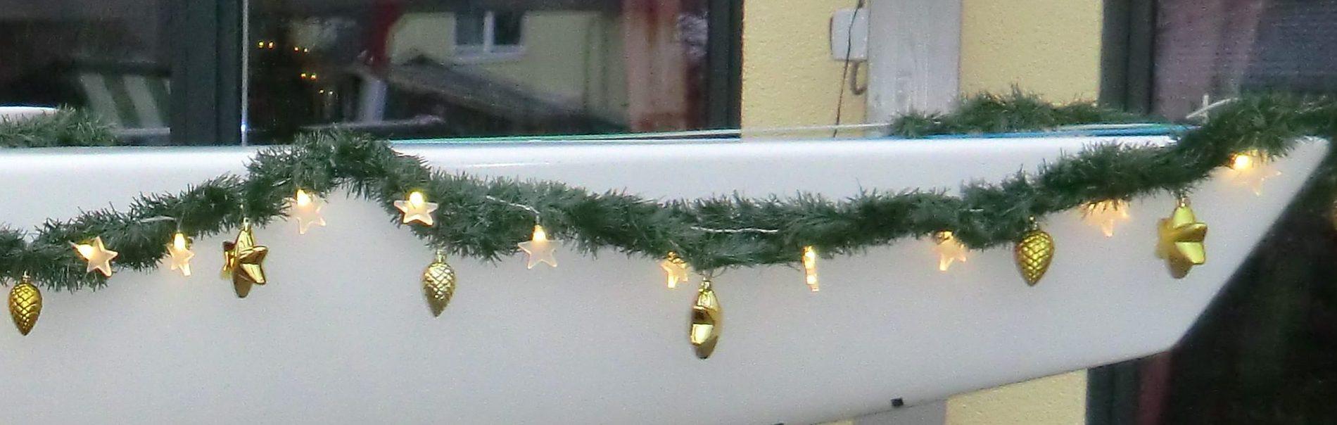 Frohe (Vor-)Weihnachtszeit …