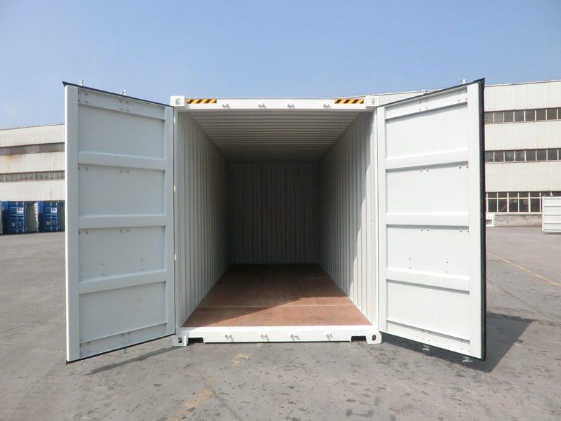 Mit Container zur WM 2020