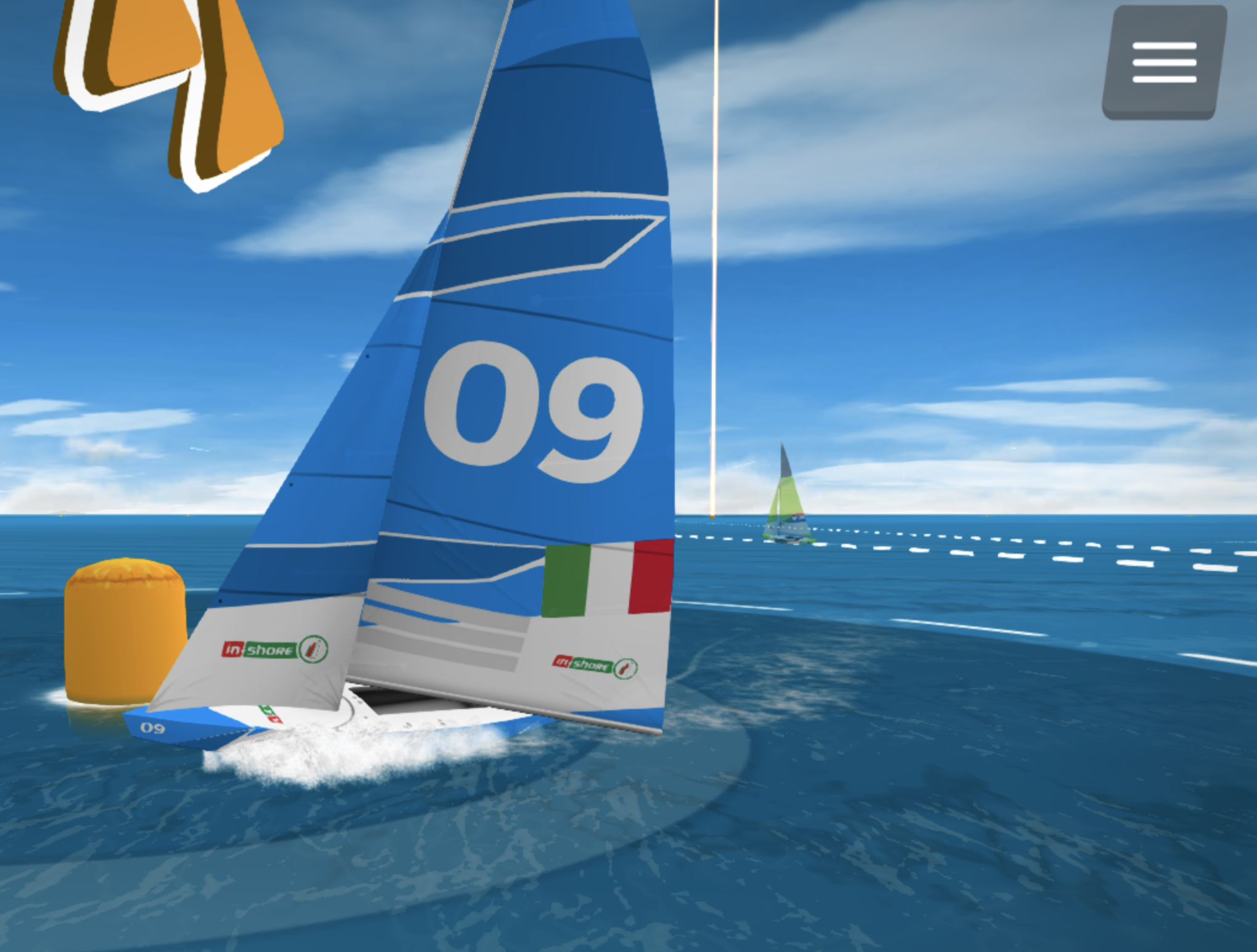 Corona-Cup – Virtual Regatta 2.4mR